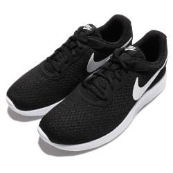 休閒鞋 Nike Tanjun 慢跑運動復古 黑白 男鞋