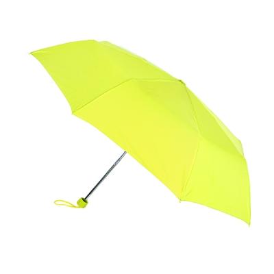 2mm 活力防風瑜珈手開傘 (黃色)