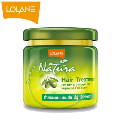LOLANE蘿瀾 植萃即效髮絲護理霜-乾燥受損(250g)