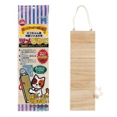 Marukan 可掛式原木貓抓板CT-191