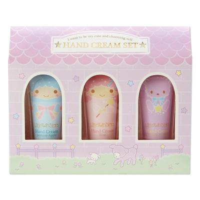 Sanrio 雙星仙子 3入迷你香氛保濕護手霜禮盒組