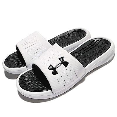 UA 涼拖鞋 Playmaker Fix 運動 男鞋