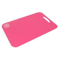 樂扣樂扣 雙面可用粉彩砧板-大(粉紅肉) (8H)