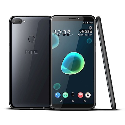 HTC Desire 12+ 6吋 18:9 大螢幕雙鏡頭美型機