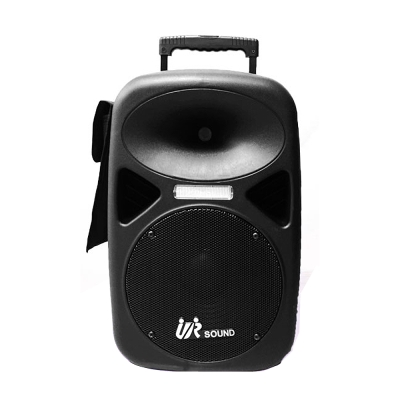 【鋰電池版】UR sound PA20 雙頻移動式無線擴音機