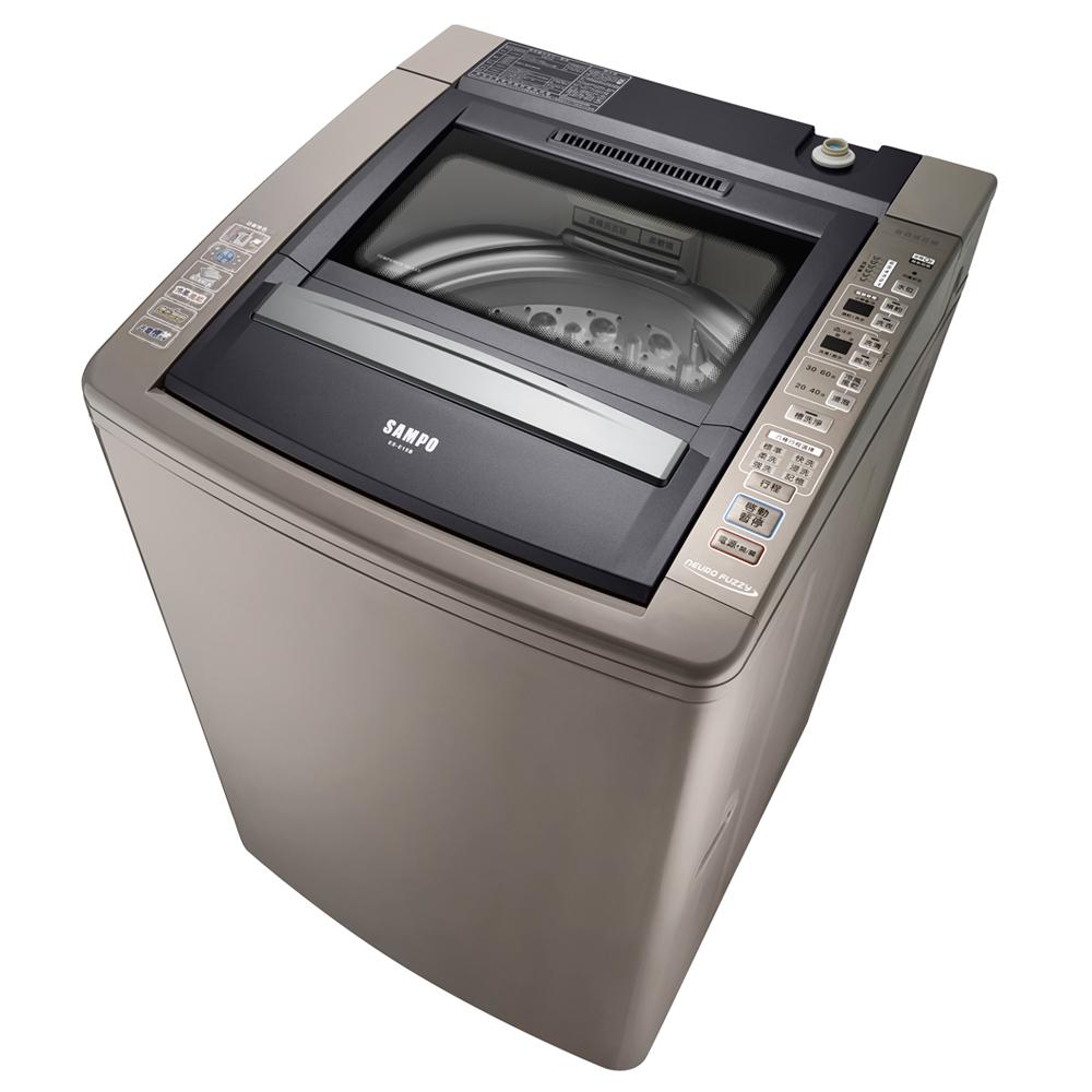 SAMPO聲寶15KG 定頻直立式洗衣機 ES-E15B(K1)
