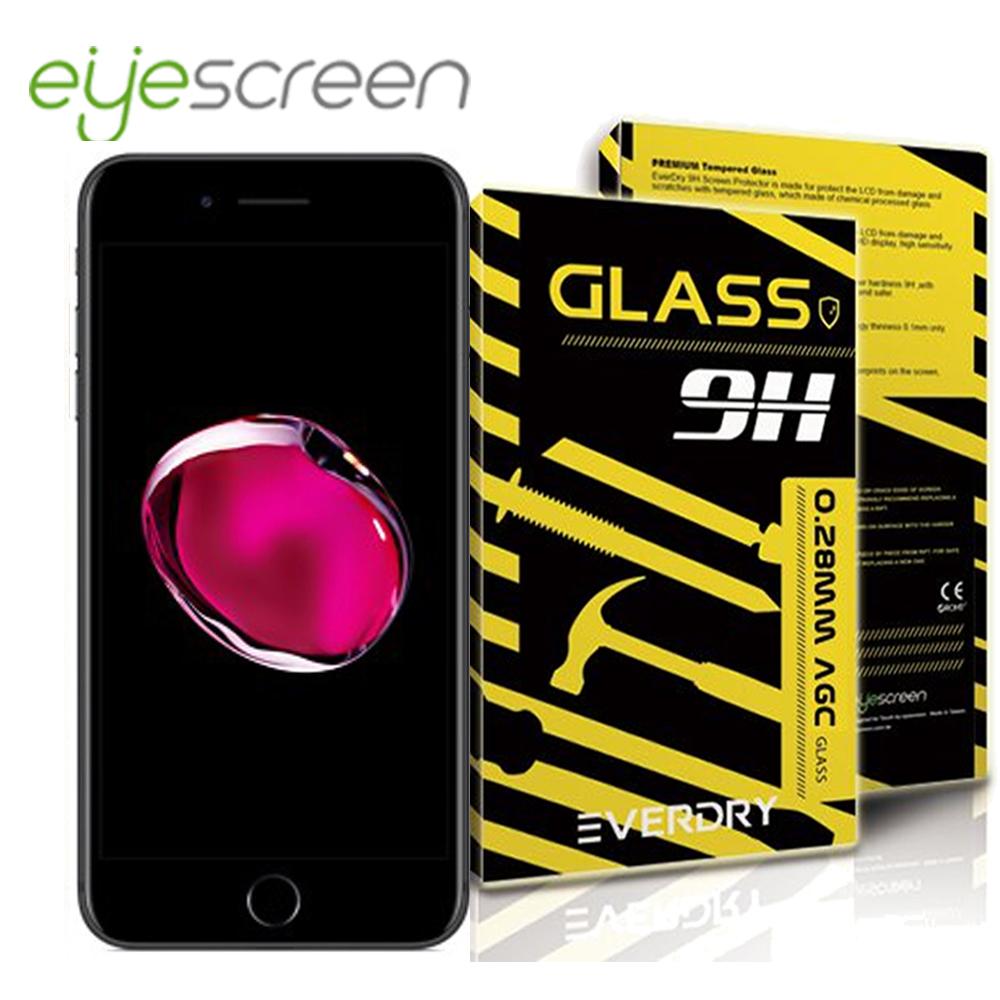 EyeScreen Apple iPhone 7+ AGC 強化玻璃螢幕保護貼(非滿版)