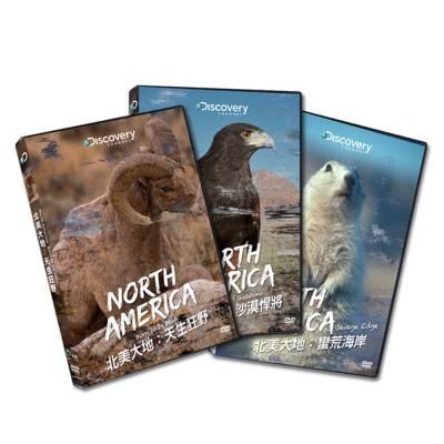 北美大地:無限生命 DVD