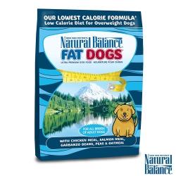 Natural Balance 肥胖成犬 減重調理配方 犬用乾糧 5磅