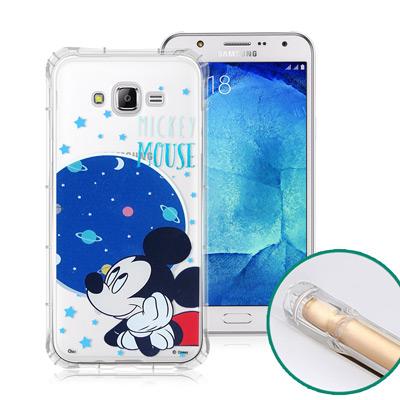 迪士尼授權正版 Samsung Galaxy J7 空壓安全手機殼(米奇)