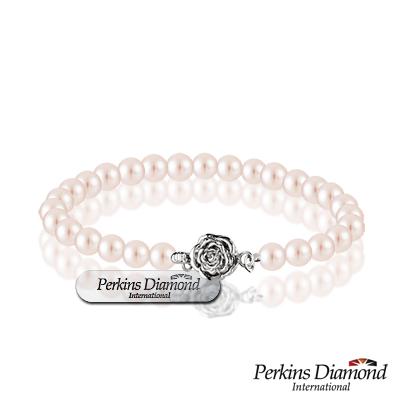 PERKINS 伯金仕 - Elegance系列 天然珍珠手鍊