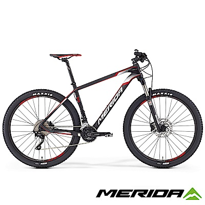 《MERIDA》美利達 中大輪徑越野登山車Big.Seven 1000 黑