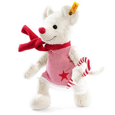 STEIFF德國金耳釦泰迪熊 -  Susi Dangling Mouse(28cm)