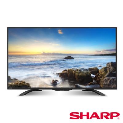 SHARP 夏普 45吋 Full HD聯網 LED液晶電視顯示器 LC-45LE380T