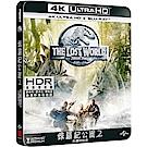 侏儸紀公園2:失落世界 UHD+BD 鐵盒收藏版  藍光  BD