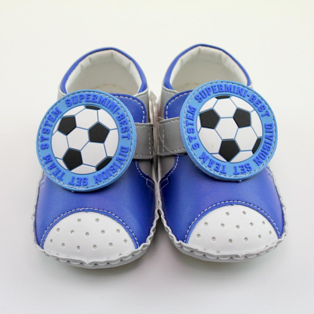 愛的世界 足球寶寶鞋/學步鞋-台灣製-