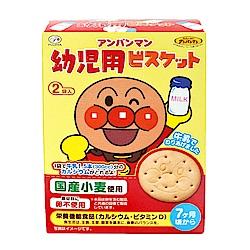 不二家  麵包超人牛乳餅(84g)