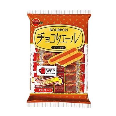Bourbon北日本 巧克力小麥胚芽餅乾(110.6g)