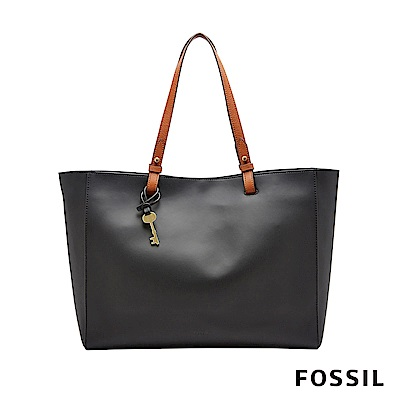 FOSSIL RACHEL 大托特包-黑色