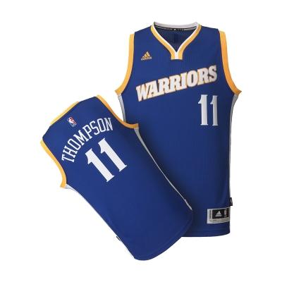 adidas-NBA-球衣-Klay-Thompson-男-BF0117