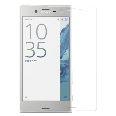 Metal-Slim Sony Xperia XZ 9H鋼化玻璃保護貼
