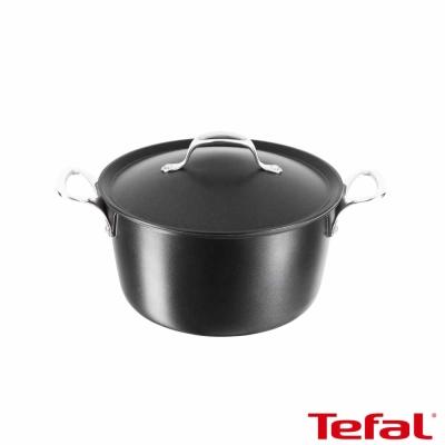 Tefal法國特福 廚神系列精華萬用鍋26CM(加蓋)(8H)