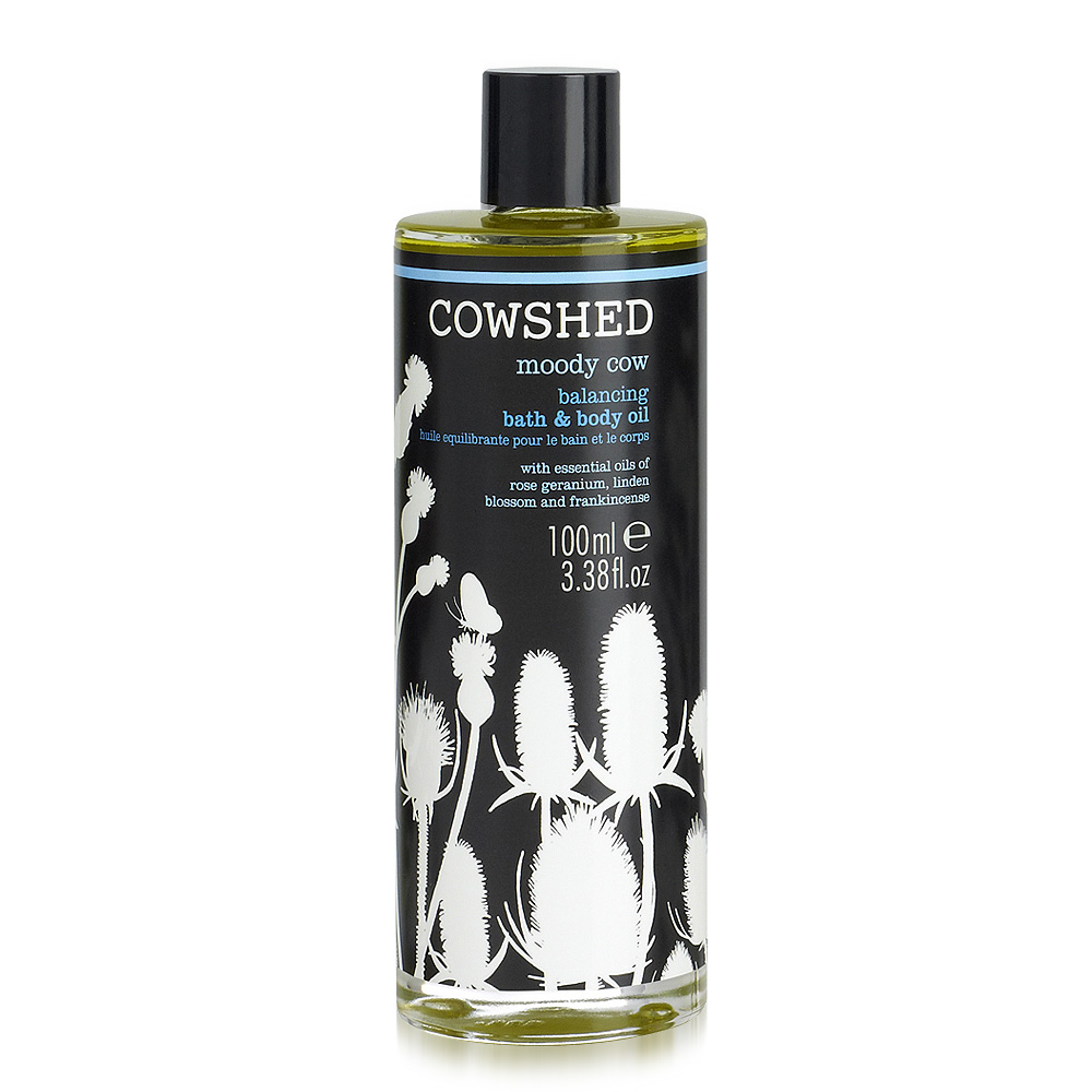 COWSHED 悶悶牛平衡沐浴油 100ml