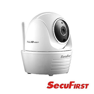 SecuFirst WP-G02SC 旋轉FHD無線網路攝影機