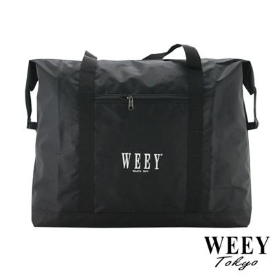 WEEY 旅行萬用袋 單幫袋 批貨袋 購物袋 (黑) 420