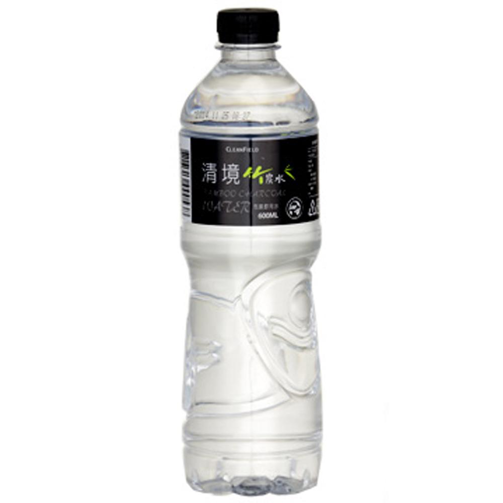 清境 竹炭水(600mlx24入)