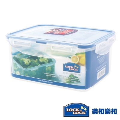 樂扣樂扣CLASSICS系列保鮮盒/長方形1.1L(8H)