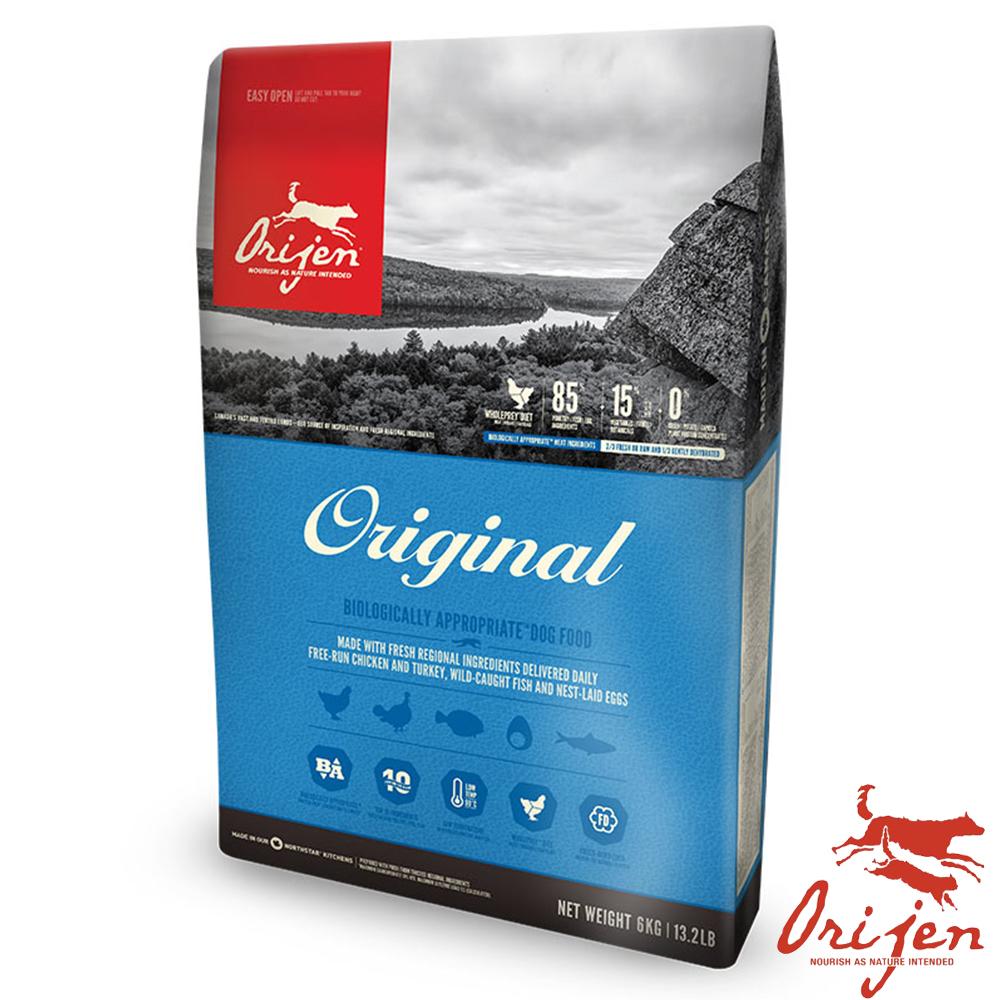 【Orijen 渴望】鮮雞無穀成犬糧 11.4公斤