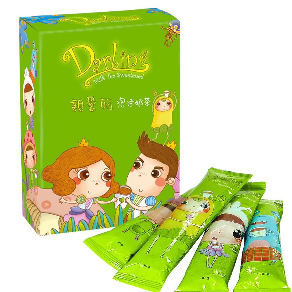 親愛的 泡沫奶茶(10包x12盒)