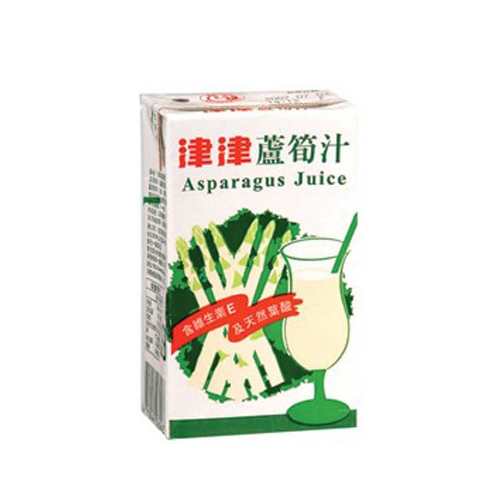 津津蘆筍汁300ml (6入)