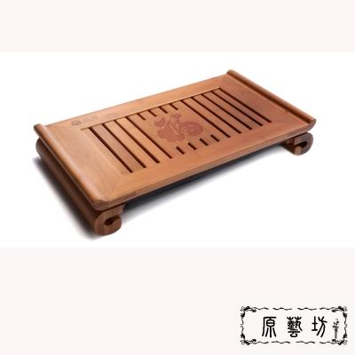 【原藝坊】孟宗竹制茶盤(書香門第)