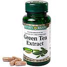【自然之寶】綠茶菁萃膠囊100顆