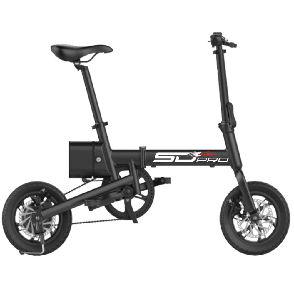 ES-A1小旋風16吋鋁合金 LG電芯 36V鋰電 隱藏式電池 折疊電動車