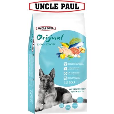 UNCLE PAUL 保羅叔叔田園生機狗食 12kg 肥胖成犬 熟齡犬用