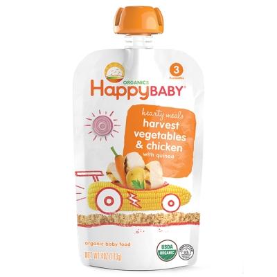 HappyFamily_佑爾康金貝親有機嬰兒副食品S3(雞肉燉) 113g