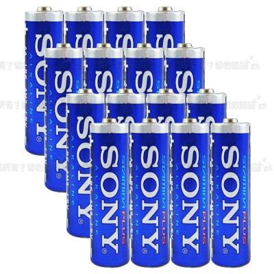 SONY 3號高效能鹼性電池-16入裝