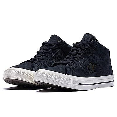 CONVERSE-男休閒鞋159747C-黑
