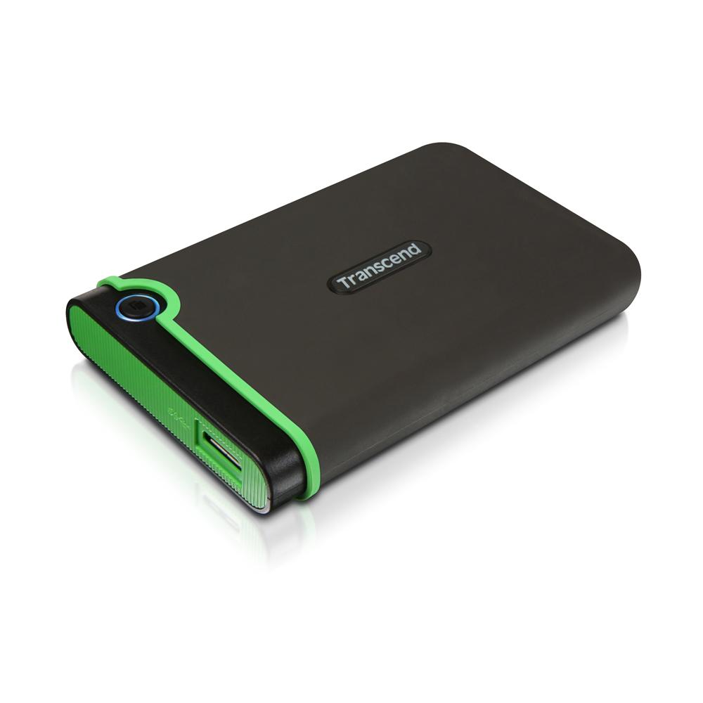創見 2TB SJ25M3 USB3.0 行動硬碟
