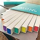 KOKUYO Drawing+方形馬克蠟筆-10色入(常用色)
