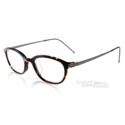 JULIO眼鏡 完美工藝/深邃琥珀#NEWARK HAV