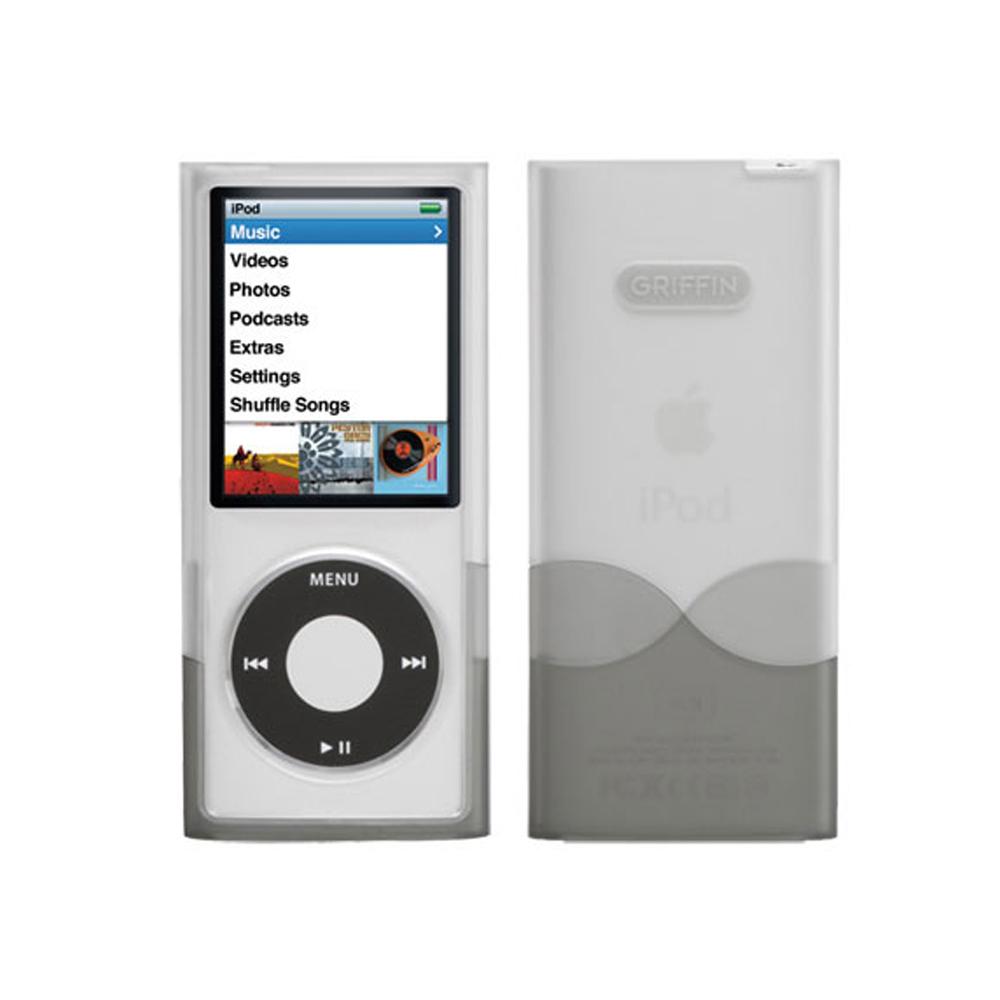 Griffin Wave iPod nano 4代波浪型保護殼