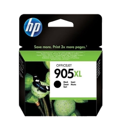 HP T6M17AA NO.905XL 原廠黑色大容量墨水匣