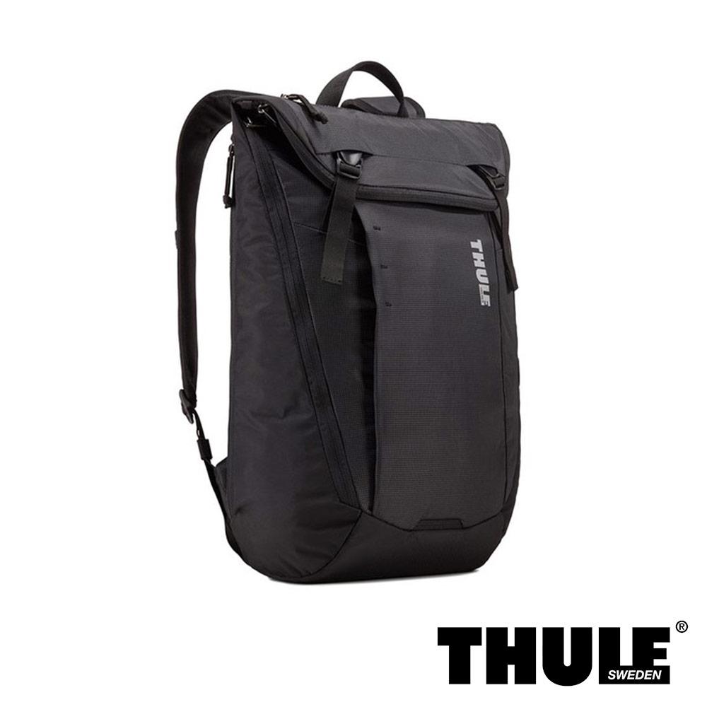 Thule EnRoute 20L 電腦後背包(黑色/15 吋內筆電適用)