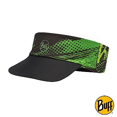 《BUFF》Coolmax抗UV可捲收頂空帽 螢黃BUFF BF115093-117-10