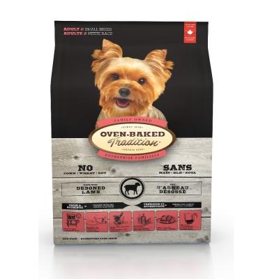 烘焙客Oven-Baked 成犬 羊肉配方 1KG 兩包組