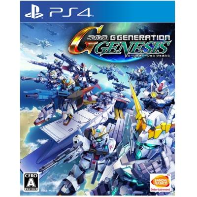 SD鋼彈G世代-創世-PS4亞洲中文版